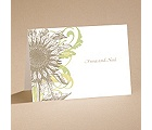 Floral Flair - Note Card and Envelope