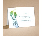 Gone Fishing - Respond Card and Envelope