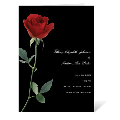 Rose Red - Program