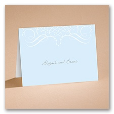Season's Best - Note Card and Envelope