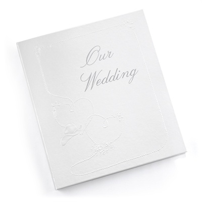 Western Album with Silver Foil - Personalized