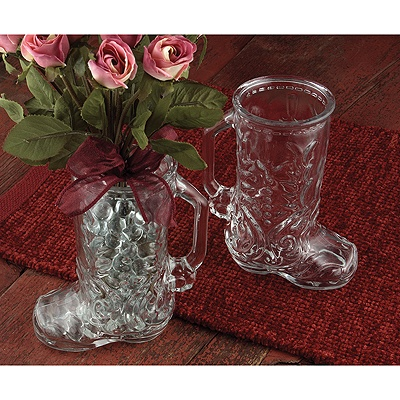 Boot Centerpiece Mug