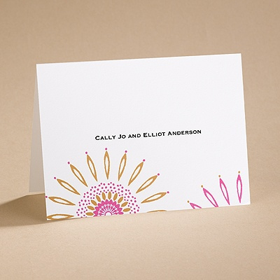 Sunny Days - Note Card and Envelope