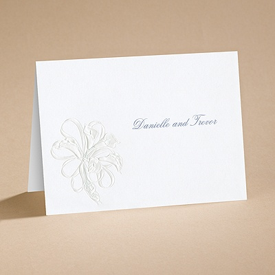 Lovely - Note Card and Envelope