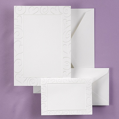 Pure Romance - DIY Invitation Kit