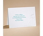 Meant to Be - Reception Card