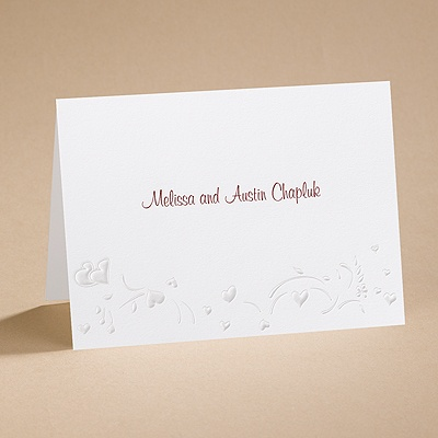 Carefree - Note Card And Envelope
