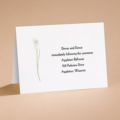 Grace - Reception Card
