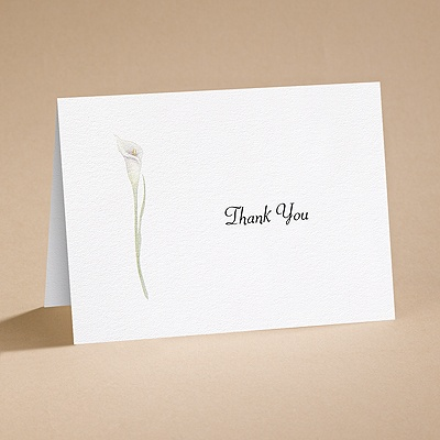Grace - Thank You Card with Verse and Envelope
