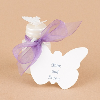 Butterfly Favor Tag