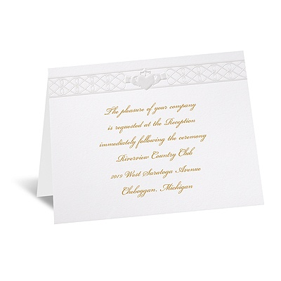 Eternal Promise - Reception Card