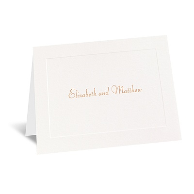 Fresh Start - Note Card and Envelope