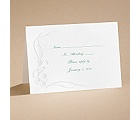 Love of a Lifetime - Respond card and envelope