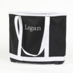 Personalized Tote Bag - Black
