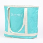 Personalized Tote Bag - Caribbean