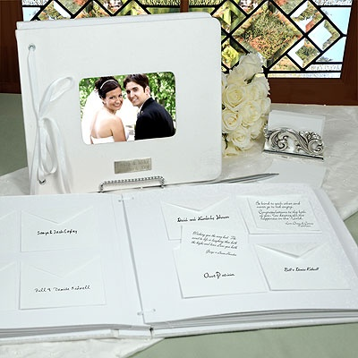 Wish Envelope Guest Book