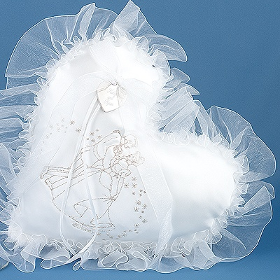 Cinderella's Ball Pillow
