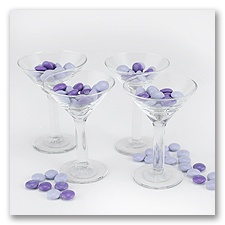 Mini Martini Glass Favors