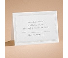 Tailored - Respond Card and Envelope