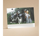 Riding High On Love - Respond Card And Envelope