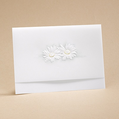 He Loves Me - Reception Card