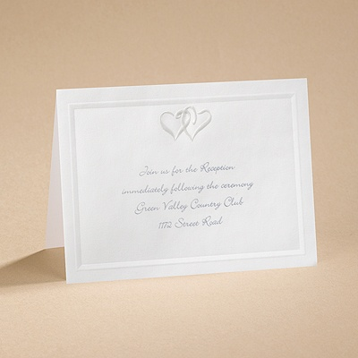 Soulmates - Reception Card