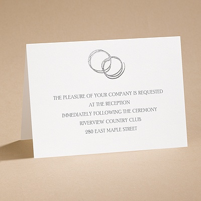 Meaning of Love - Reception Card