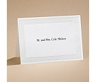 All That Shimmers - Pearl Note Card and Envelope