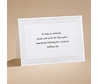 All That Shimmers - Pearl Reception Card
