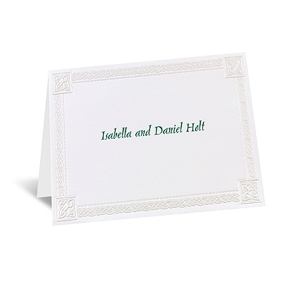 Love Knot - Note Card and Envelope