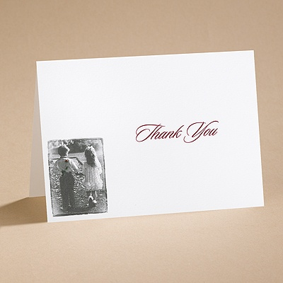 Best Friends - Thank You Card with Verse and Envelope