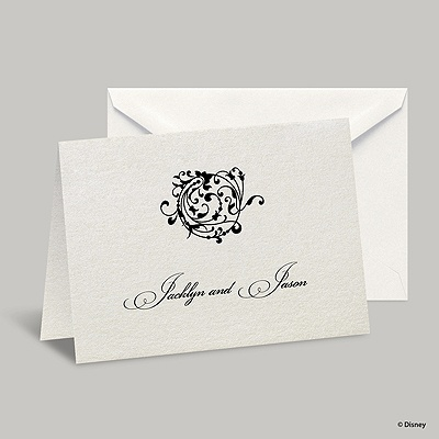 Inner Beauty Note Card and Envelope - Belle