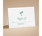 Lucky in Love - Respond Card and Envelope