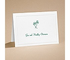 Lucky in Love - Note Card and Envelope