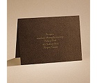 Stunning - Reception Card