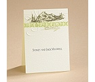 Majestic Mountains - Note Card and Envelope