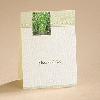 The Chosen Path - Note Card and Envelope