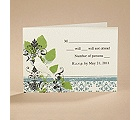 Vintage Perch - Response Card and Envelope
