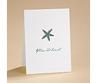 Simply Stated - White - Note Card and Envelope