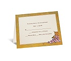 In the Vineyard - Respond Card and Envelope