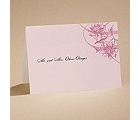 Flowers and Flourishes - Note Folder and Envelope