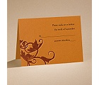 Pumpkin Passion - Response Card and Envelope