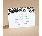 High Style - Respond Card and Envelope