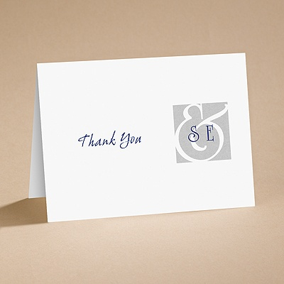 Unfolding - Thank You Card and Envelope