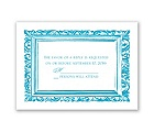Fabulous Frames - Response Card and Envelope