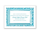 Fabulous Frames - Reception Card