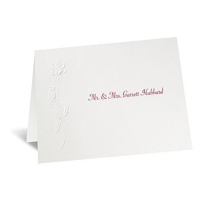 True Love - Note Card and Envelope