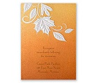 Autumn Radiance - Reception Card