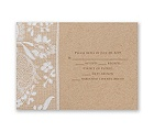 Naturally Romantic - Response Card and Envelope