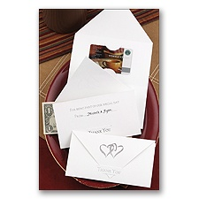 Coupled Hearts Envelope